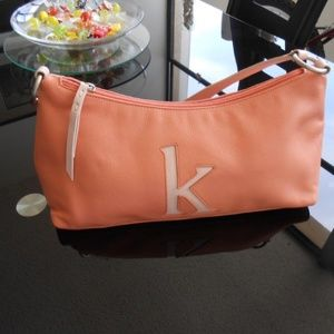 Kelly Brook Coral Purse